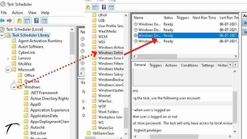 Antimalware service windows 10 high network and memory uses fix