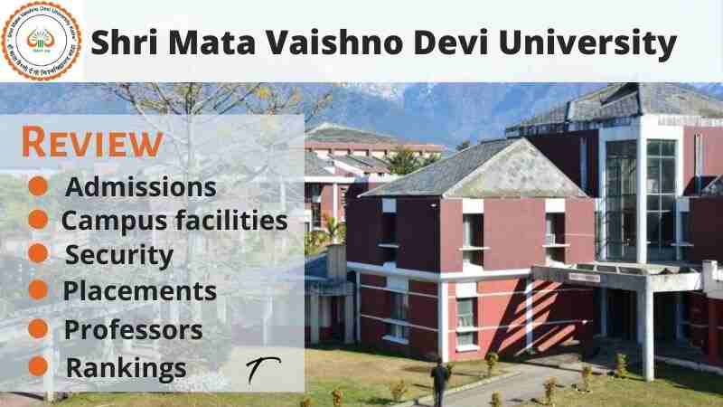 SMVDU Get A Clear Knowledge Of This University Before Joining After 2021
